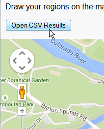 Creating Custom Polygons By Drawing Directly on a Google Map