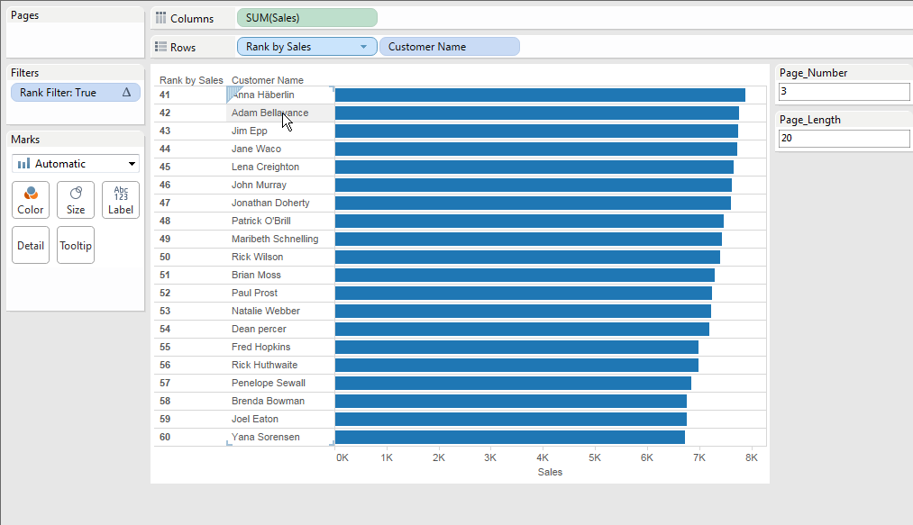 Paginating via tabcmd for full exported PDFs | Tableau and Behold!